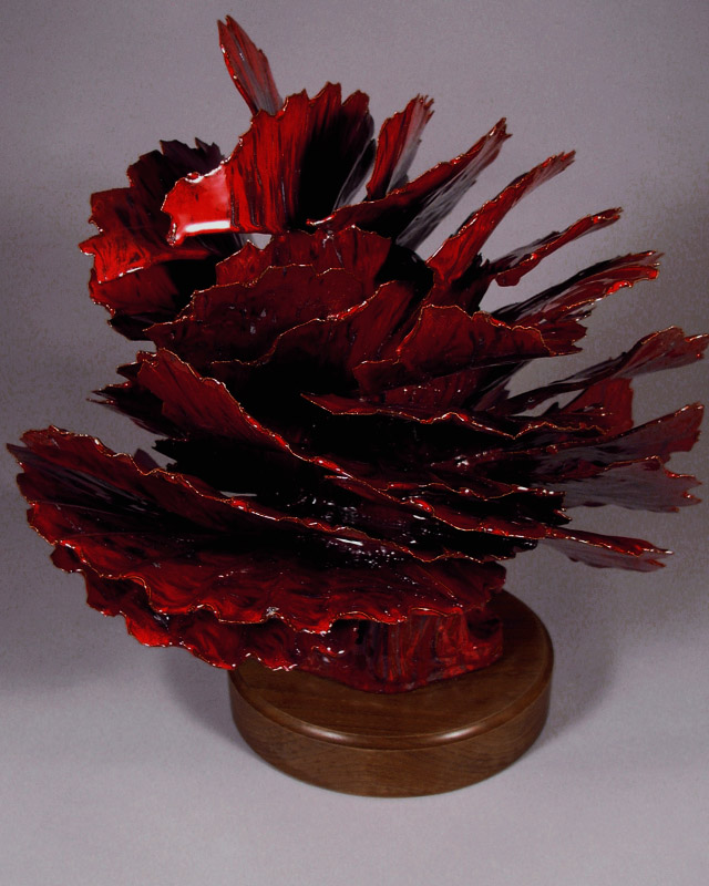 'Colorado' - abstract ceramic sculpture